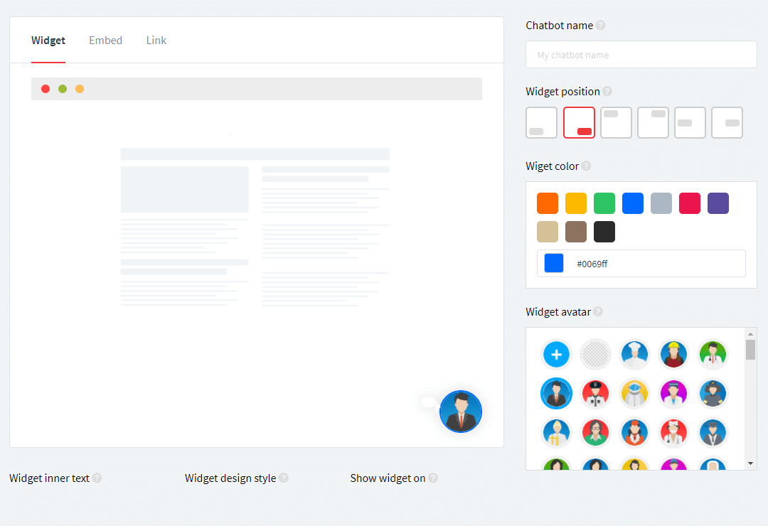 LeadPixo - Chatbot Builder